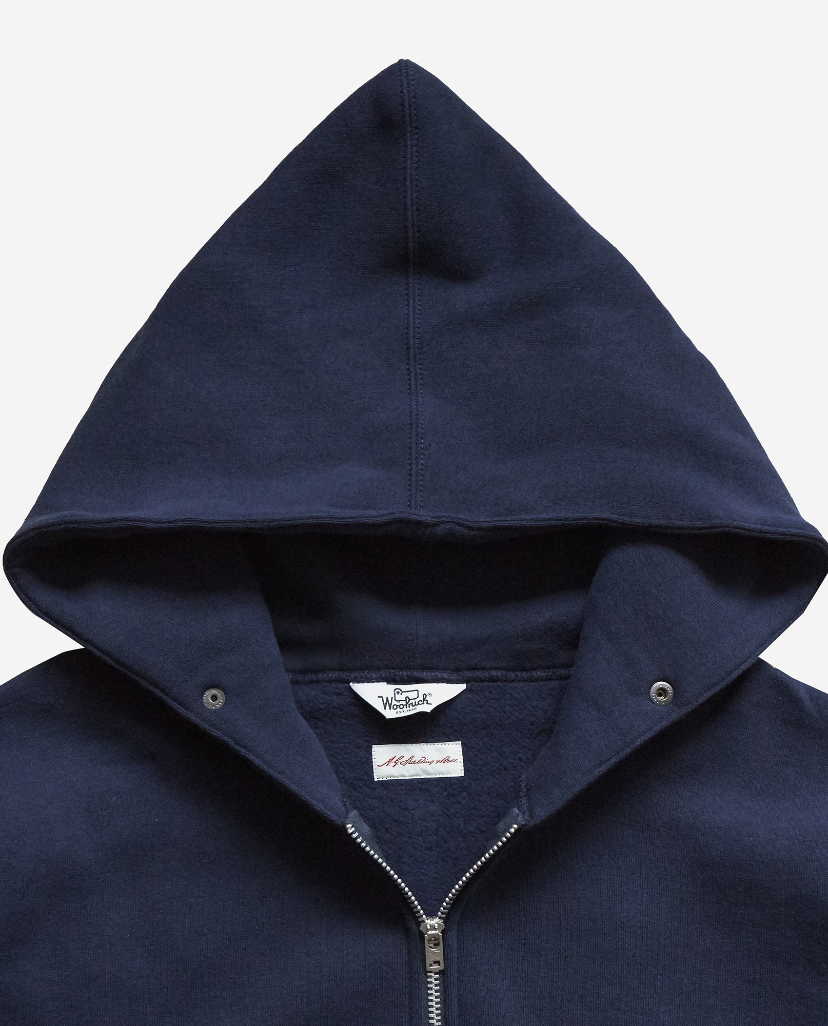 ZIP UP PARKA
