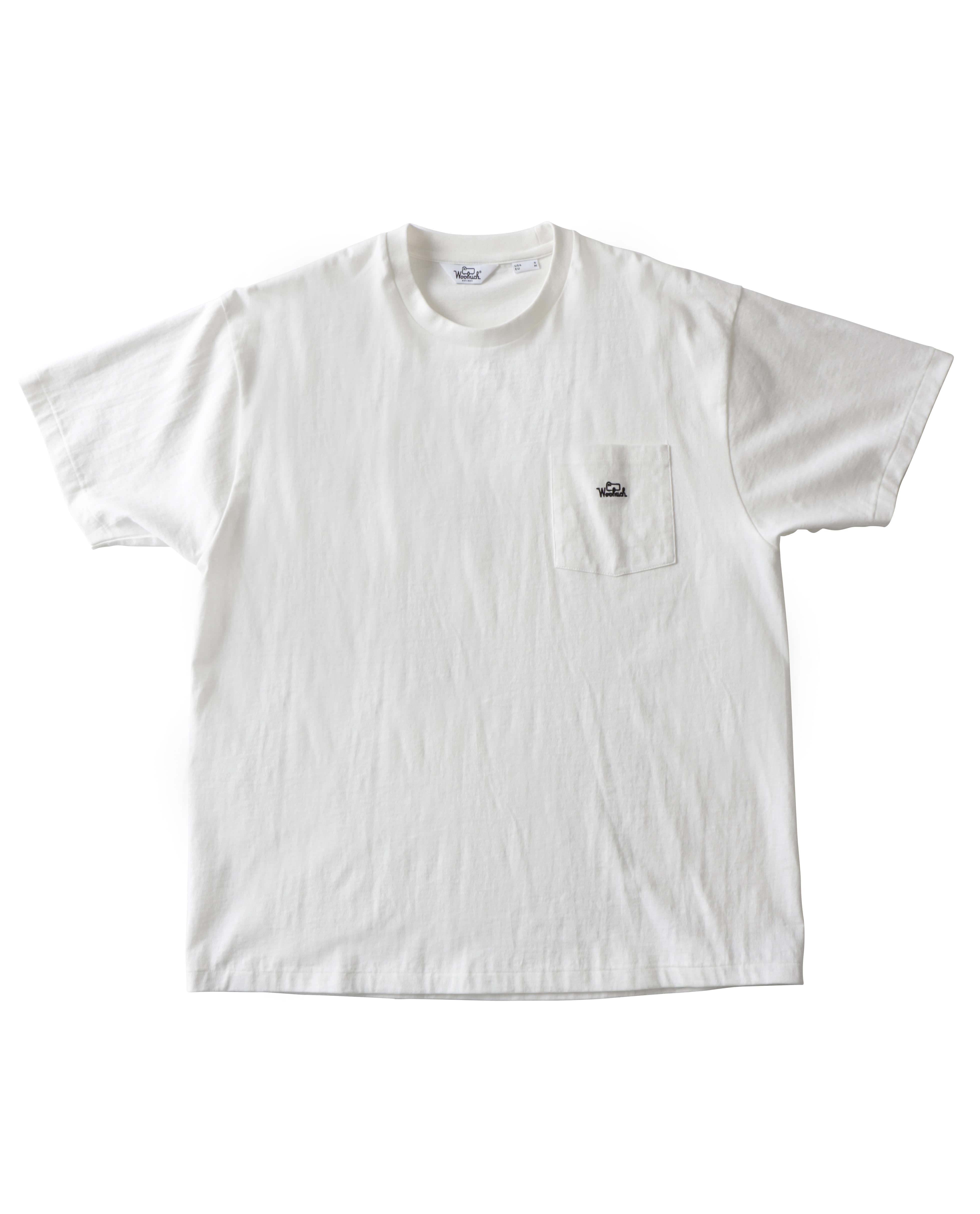 C/N ROUND BODY EMBROIDERY TEE