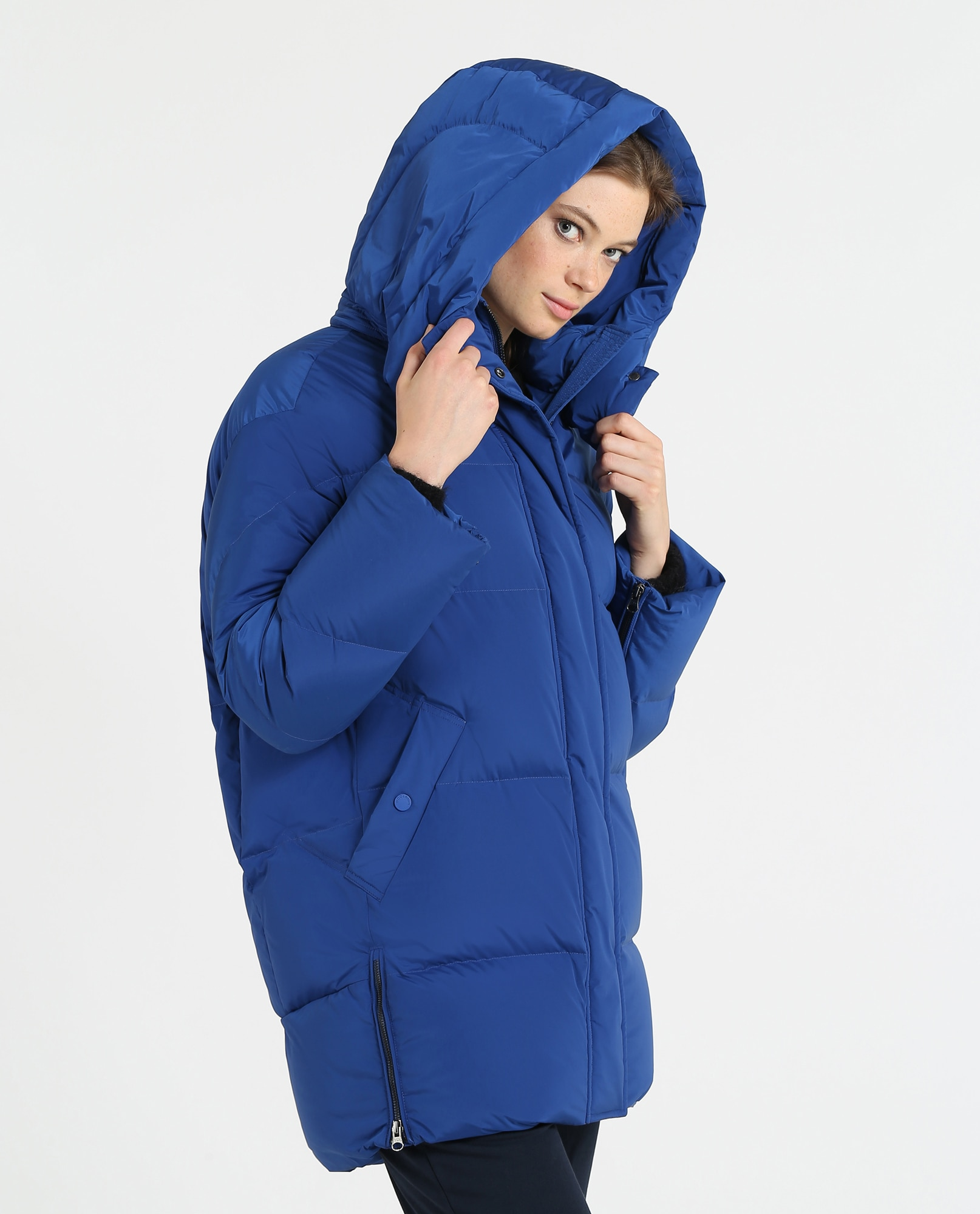 AURORA PUFFY COAT