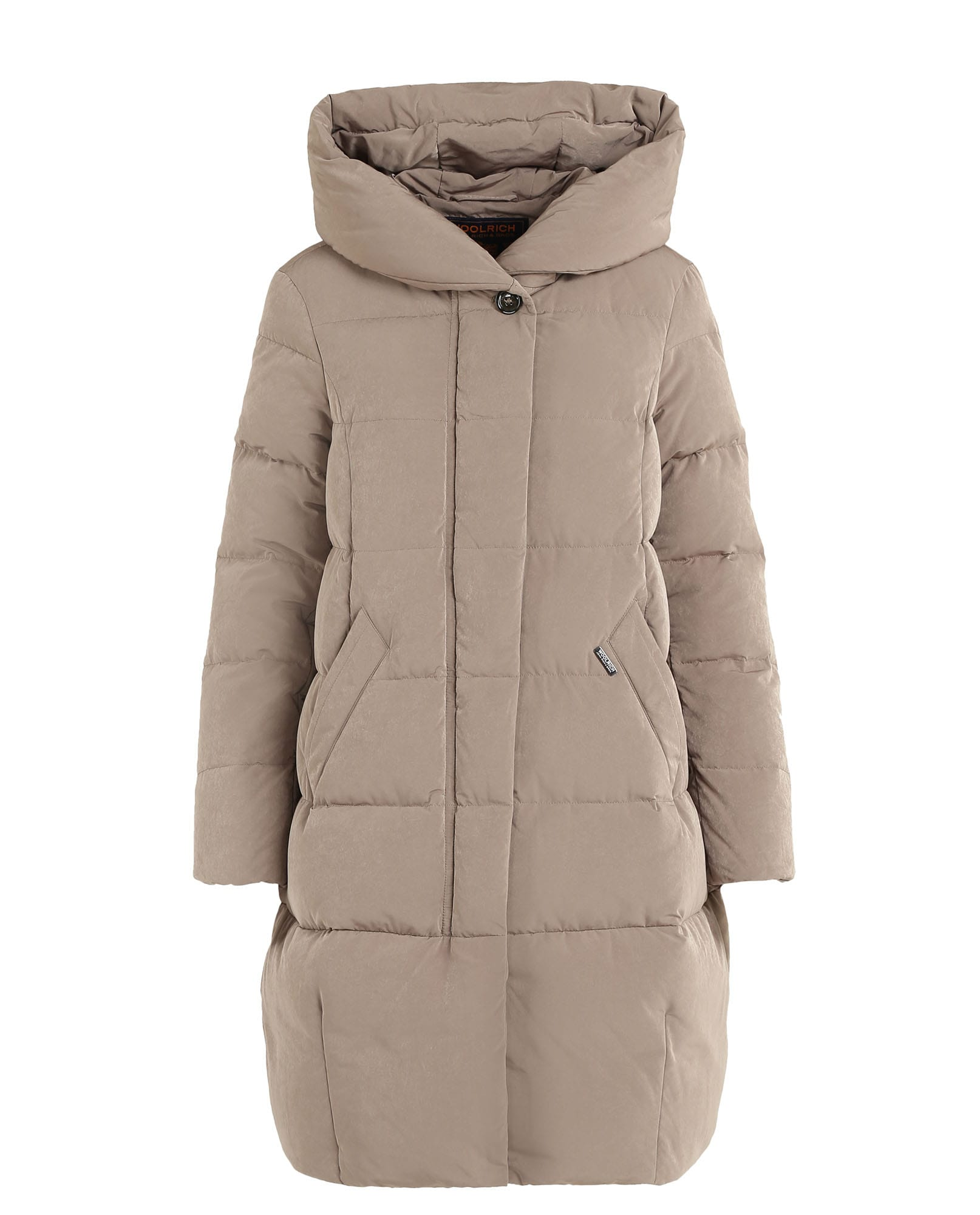 PUFFY COCOON COAT