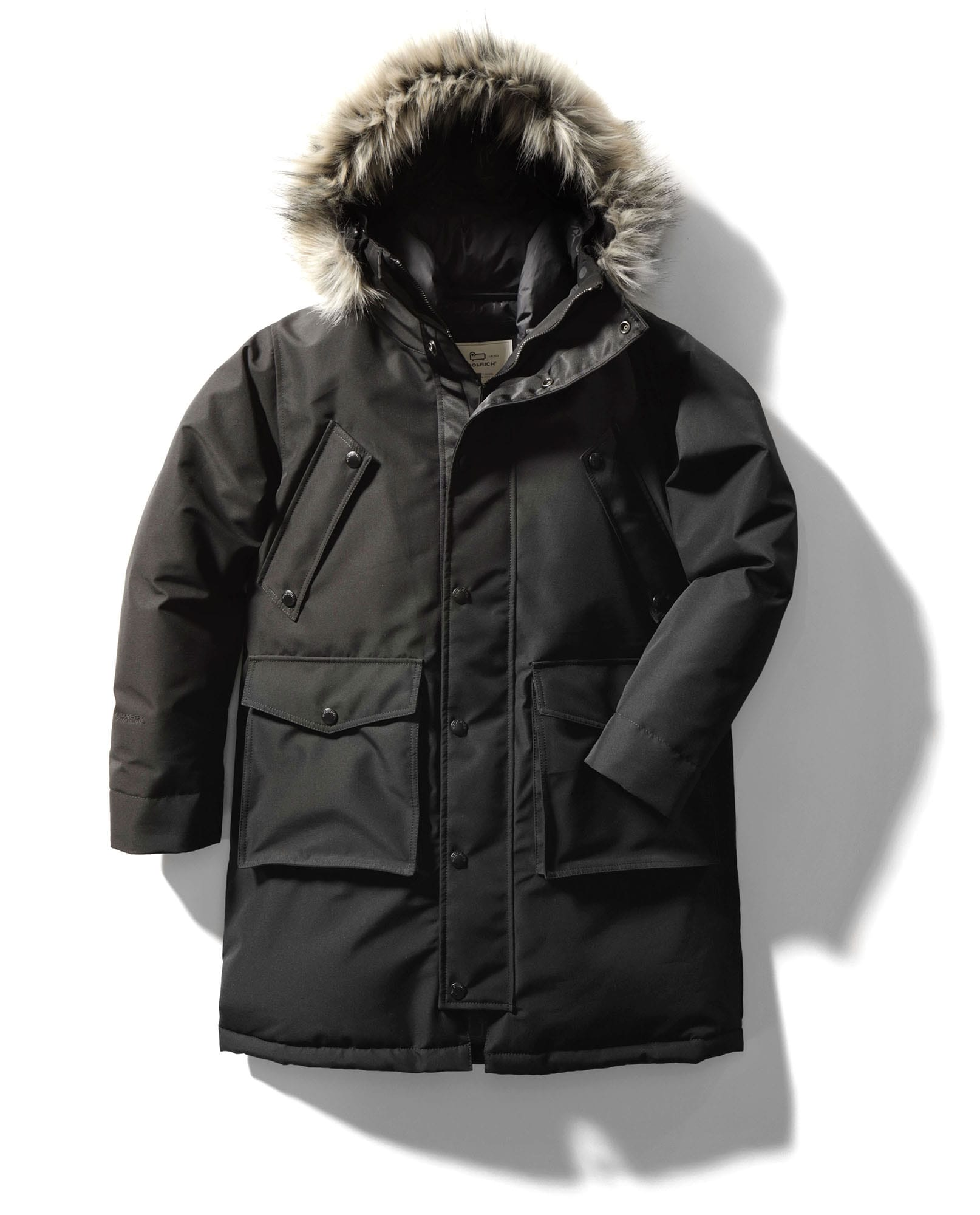 ARCTIC DOWN LONG PARKA