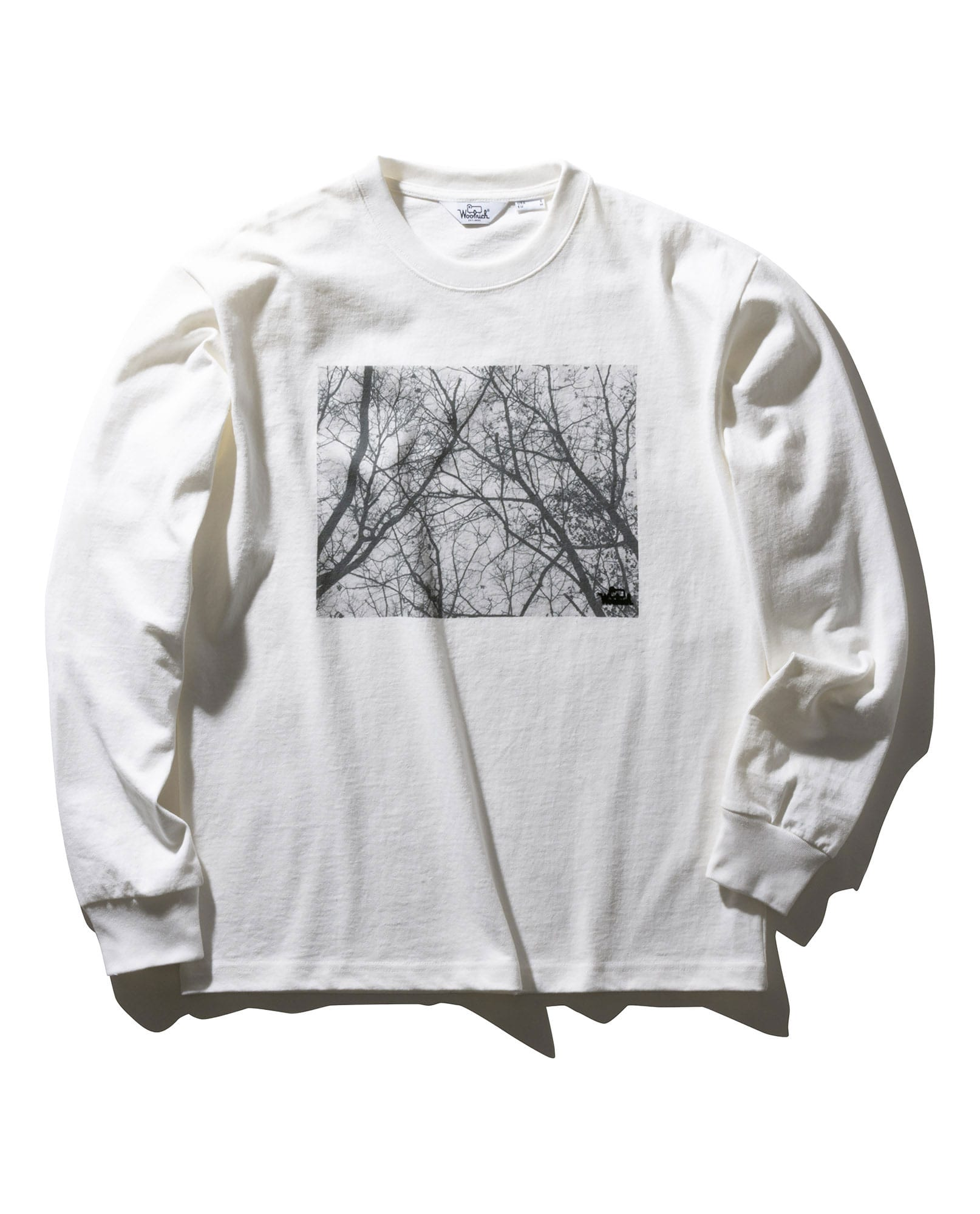 GRAPHIC L/S TEE (WOODS)