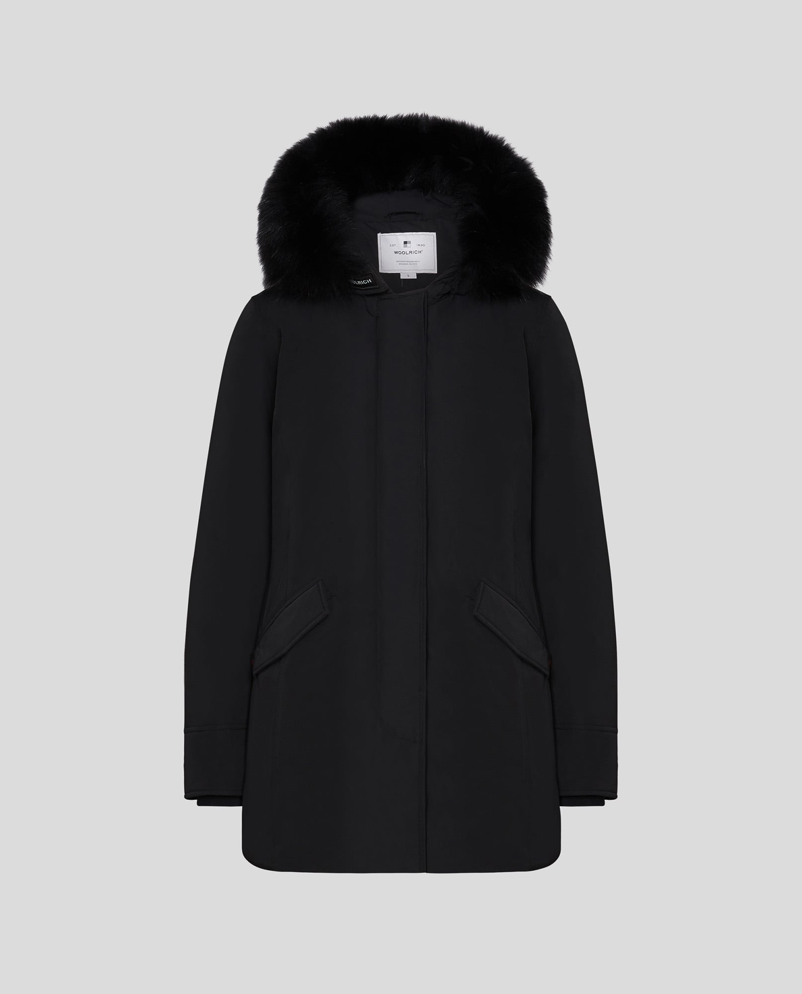 LUXURY ARCTIC PARKA FOX