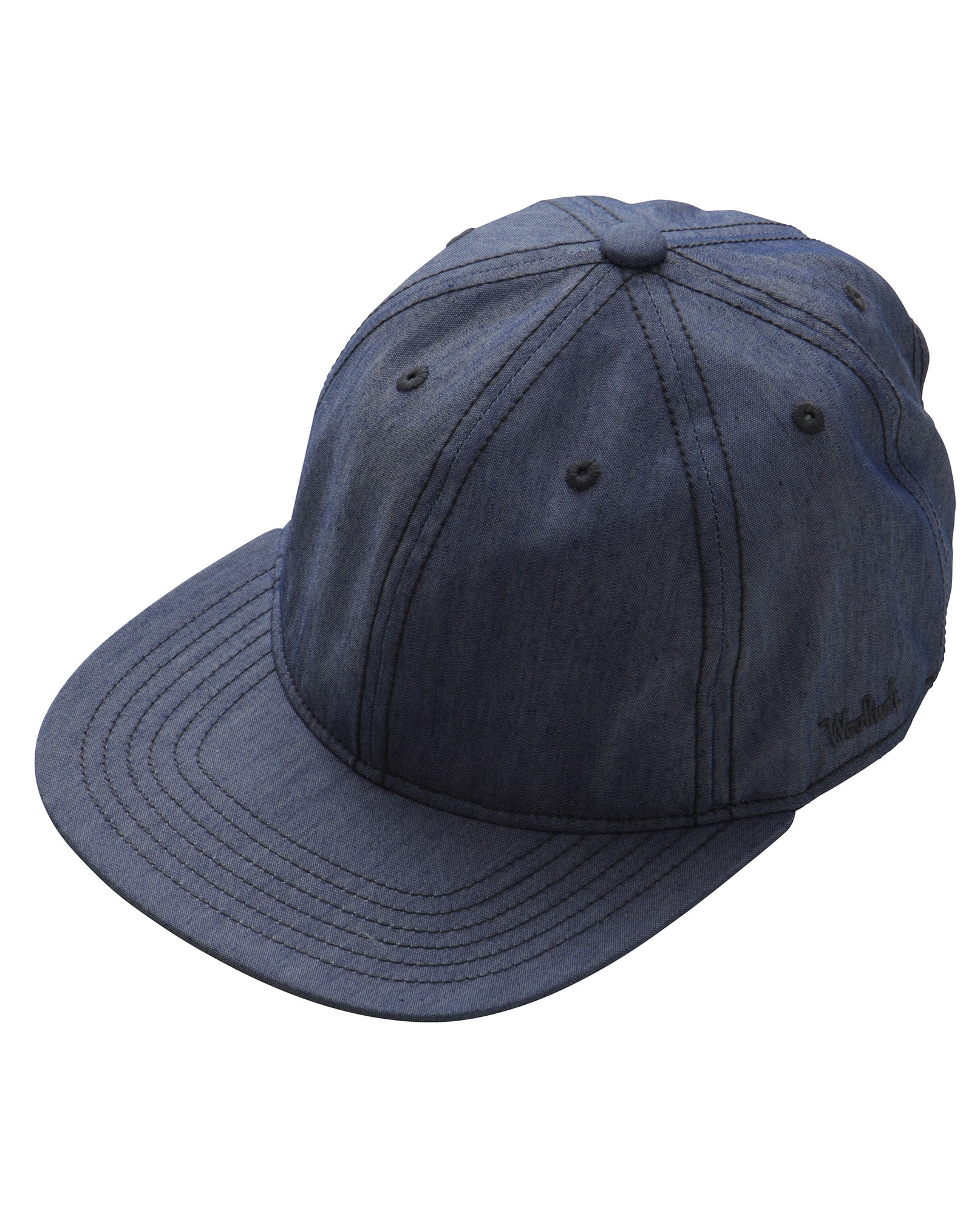 C/NY CANVAS DENIM CAP