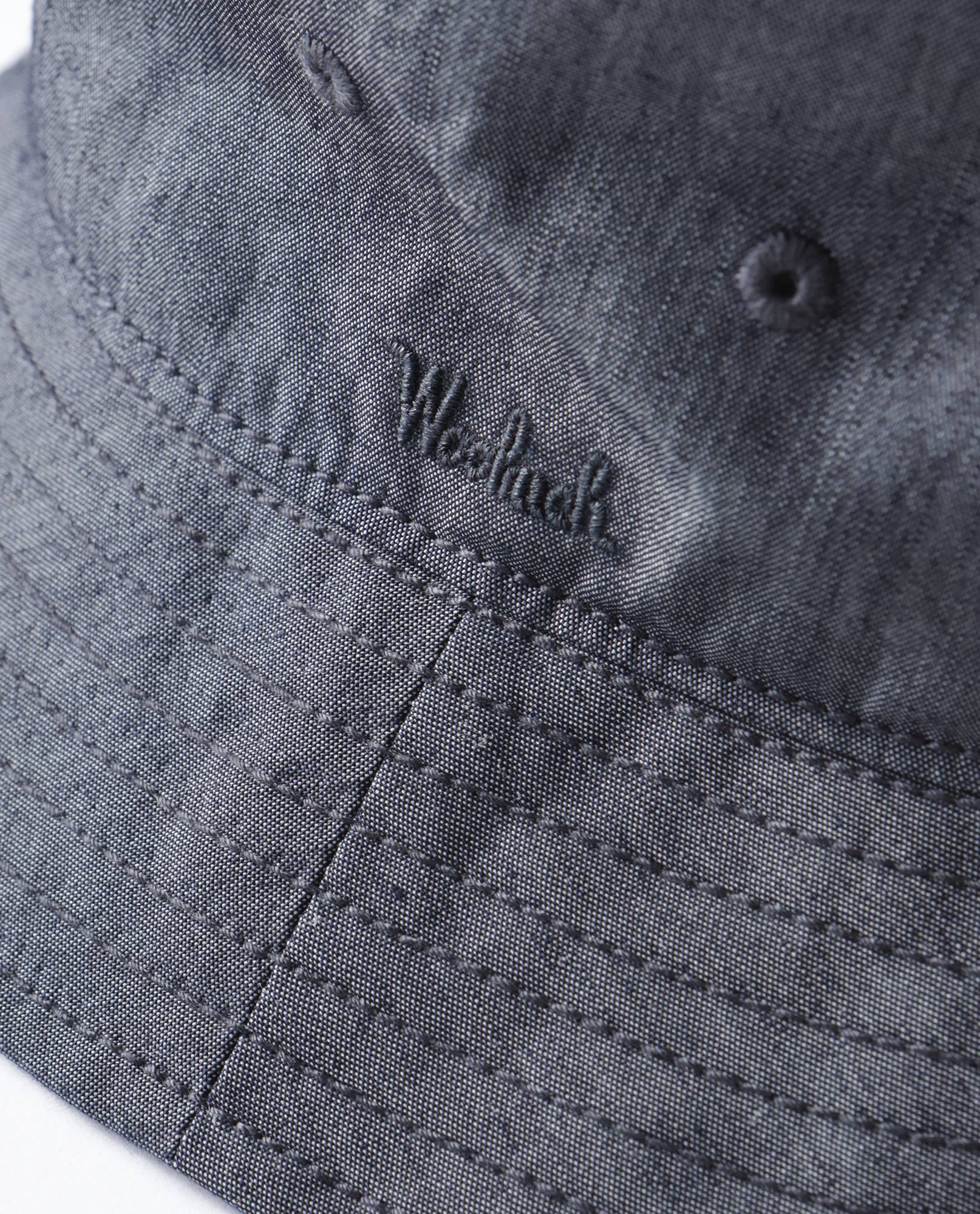 C/NY CANVAS DENIM HAT