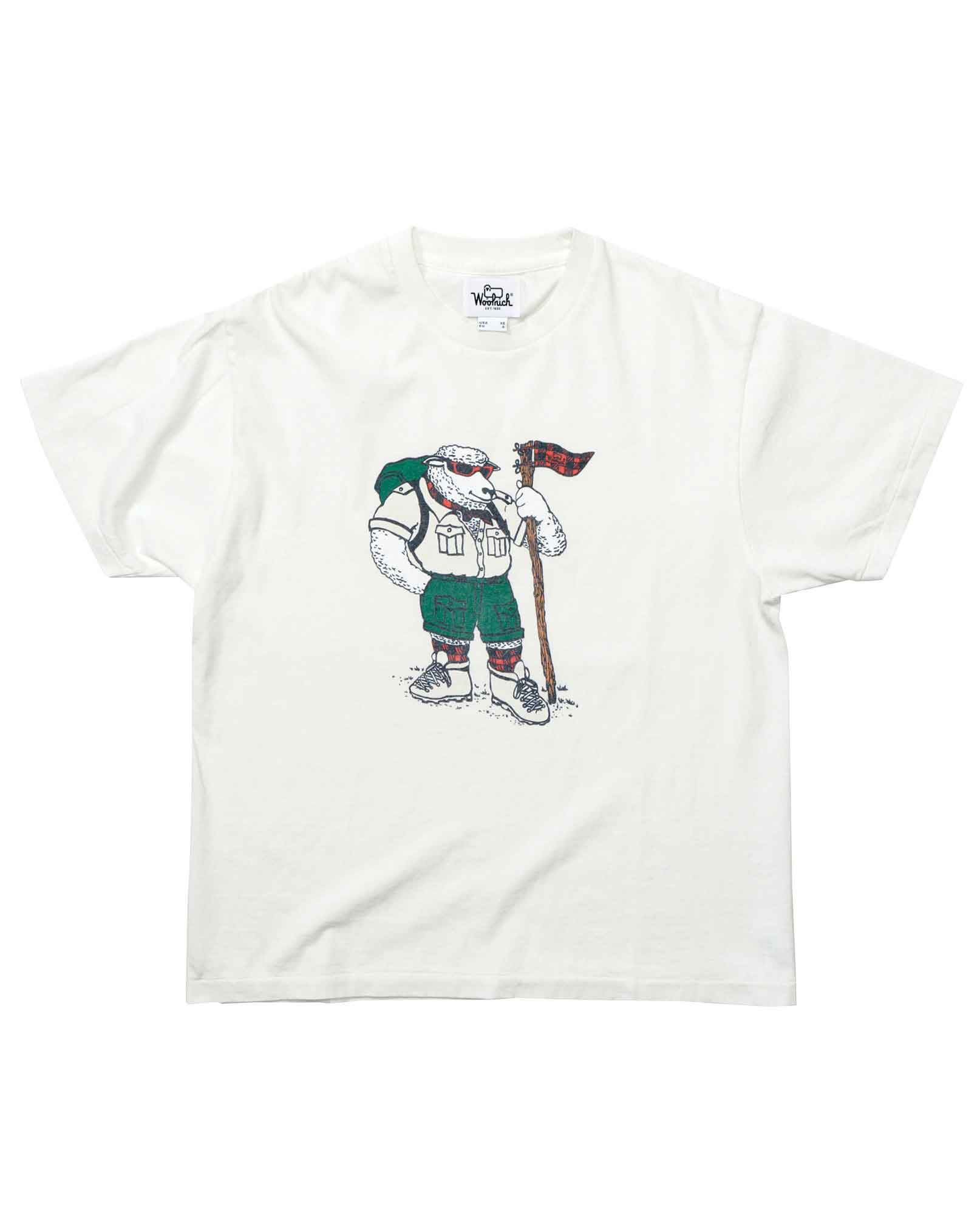 TREKKING SHEEP TEE