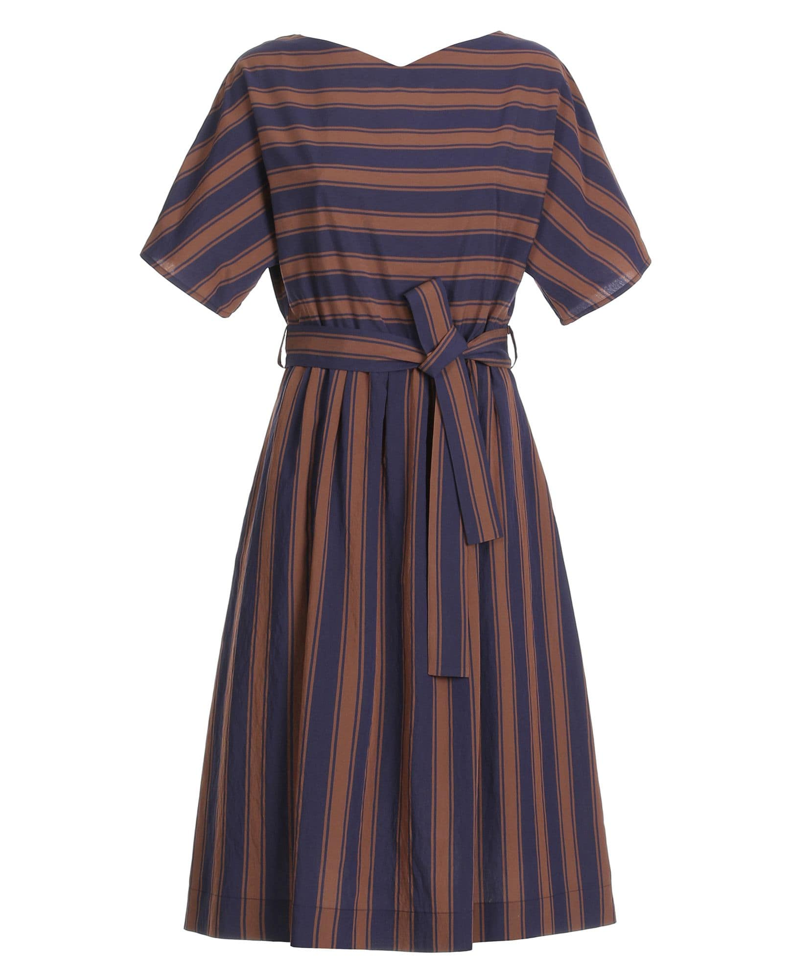 SCULLY STRIPE DRESS