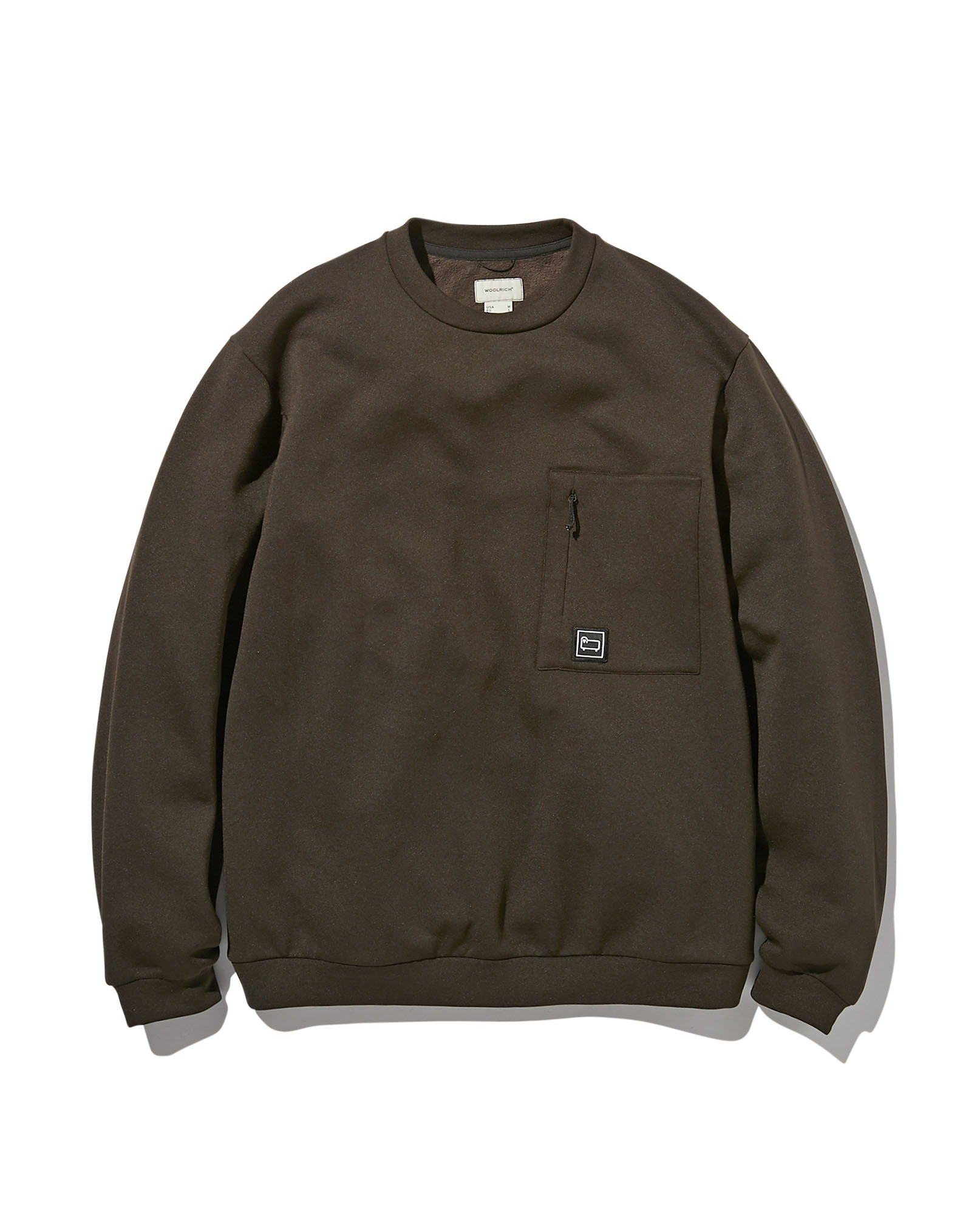 <FW20 NEW IN>HUDSON CREWNECK