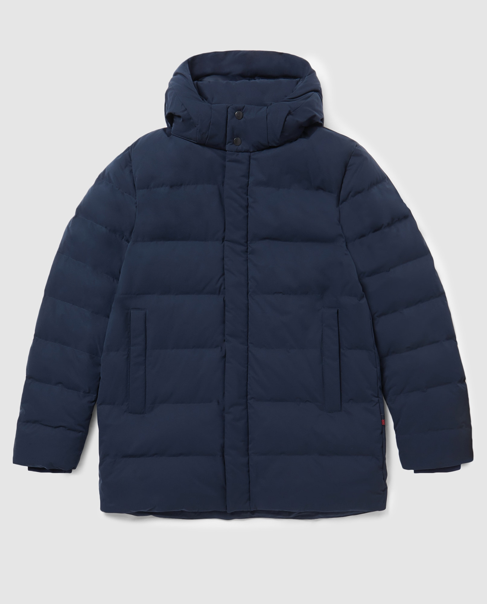 SIERRA LONG JACKET DETACHABLE HOOD