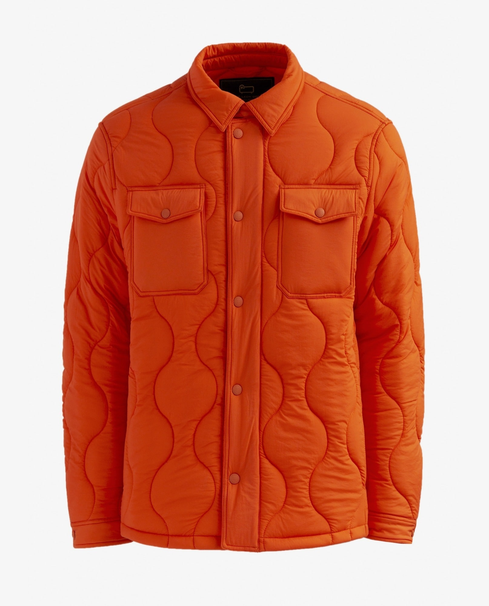 QUILTED OVERSHIRT