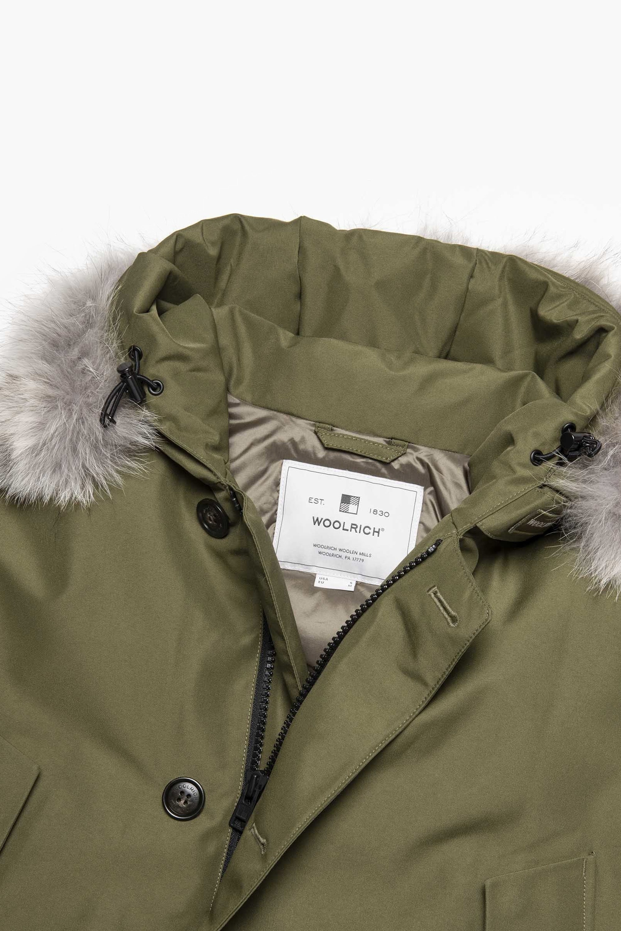 <FW20 NEW IN>GTX NEW ARCTIC PARKA