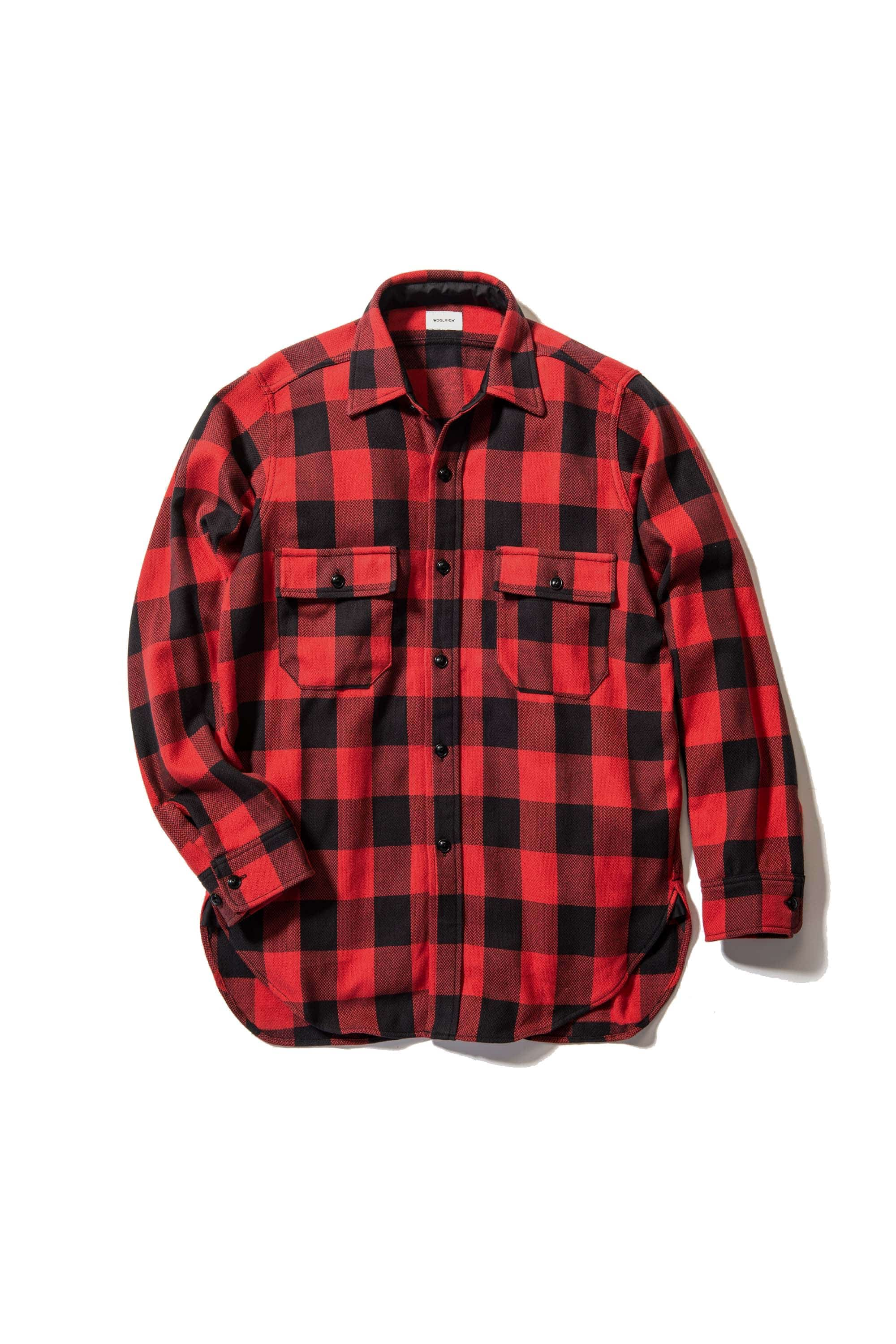 L/S AUTHENTIC FLANNEL SHIRT