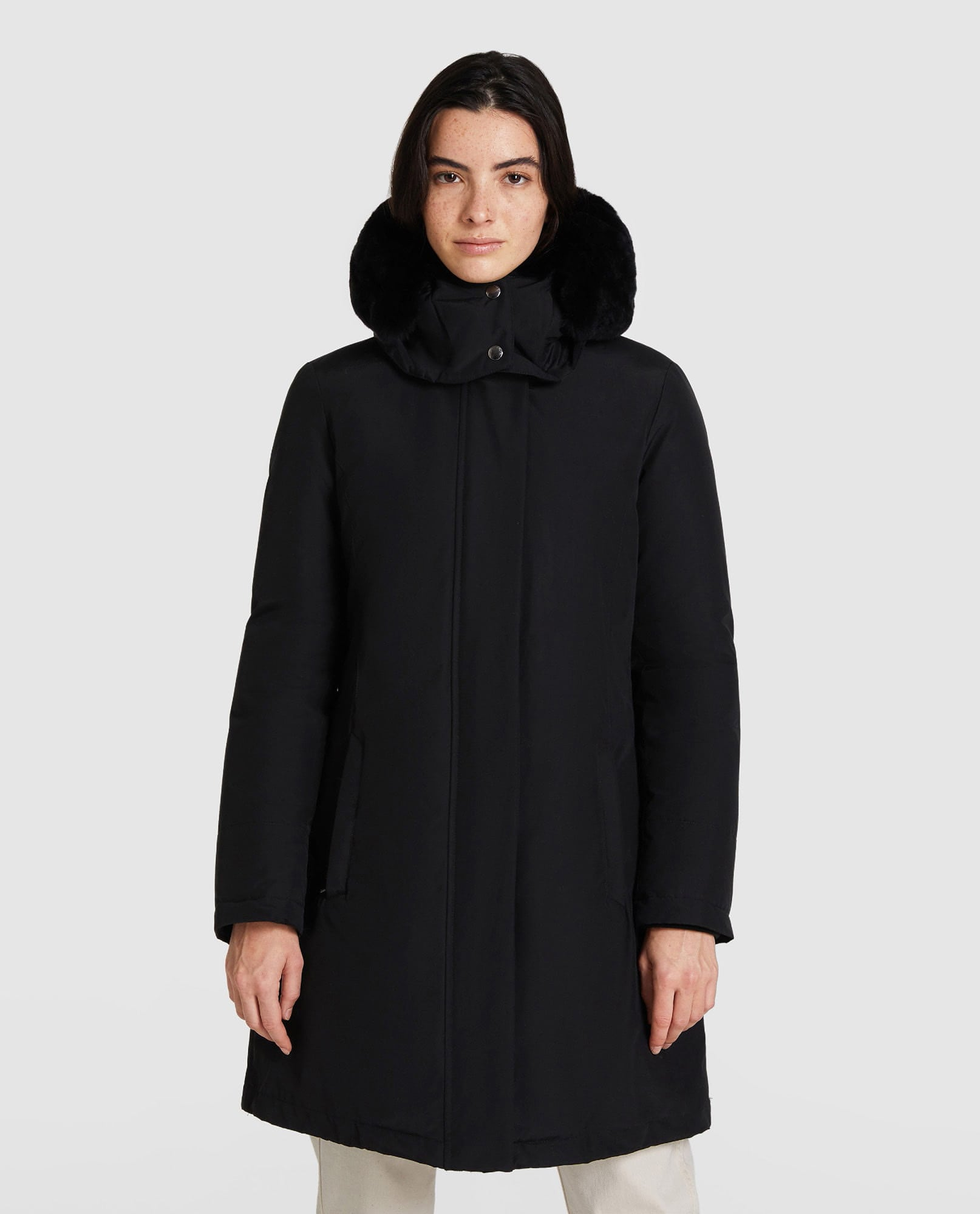 BOW BRIDGE COAT