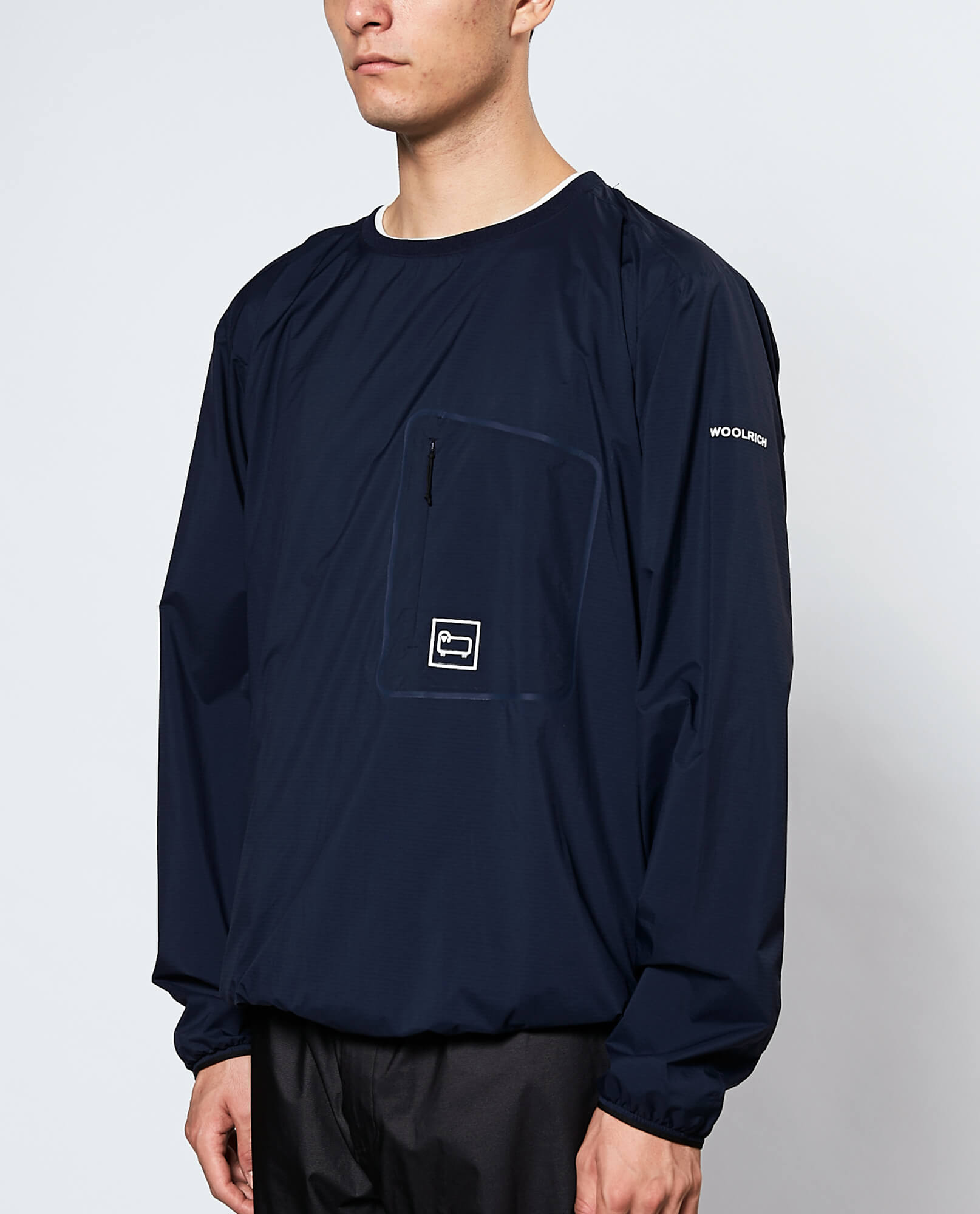 HIGH AERATION PULLOVER