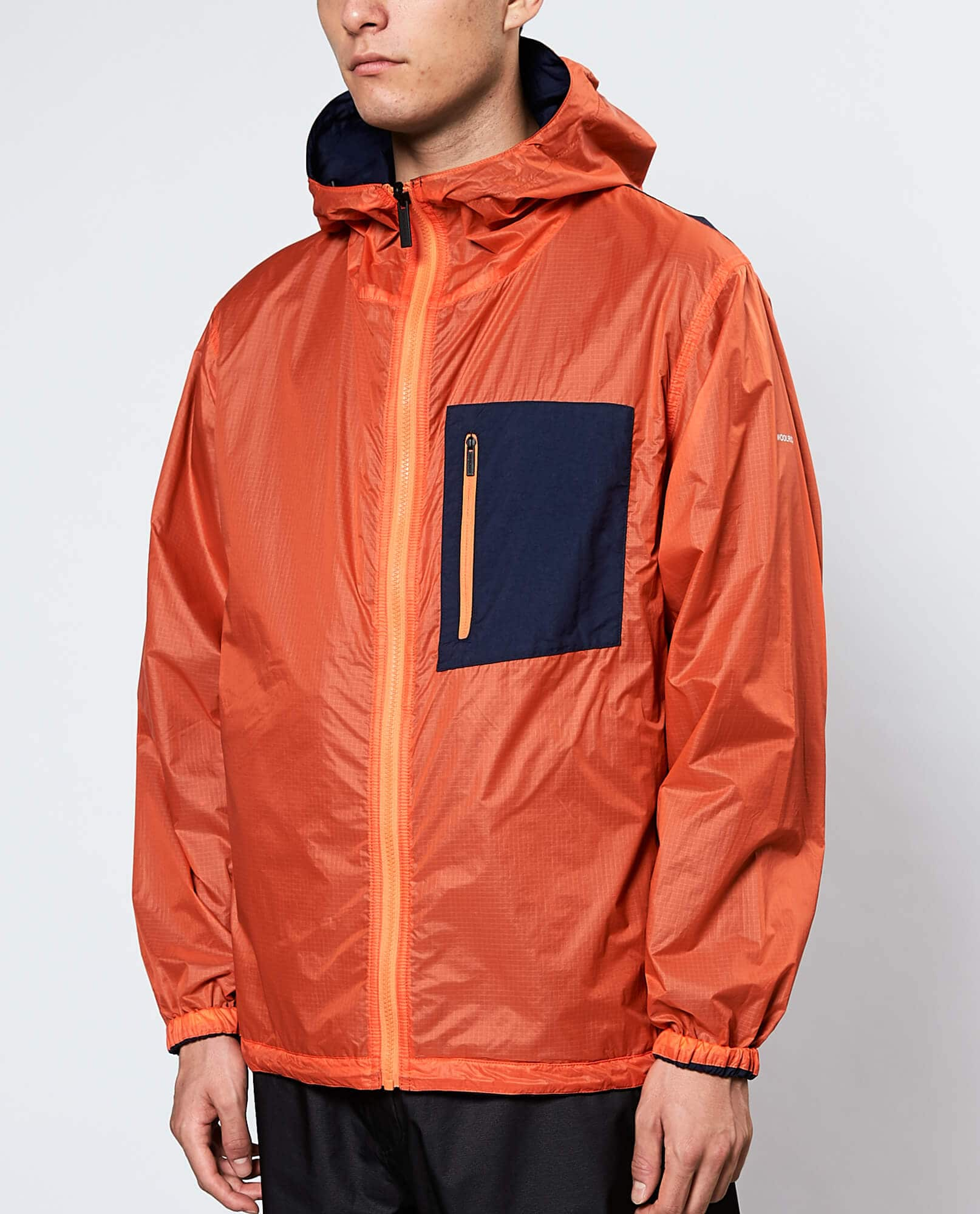 GREEN CYCLE  REVERSIBLE JACKET