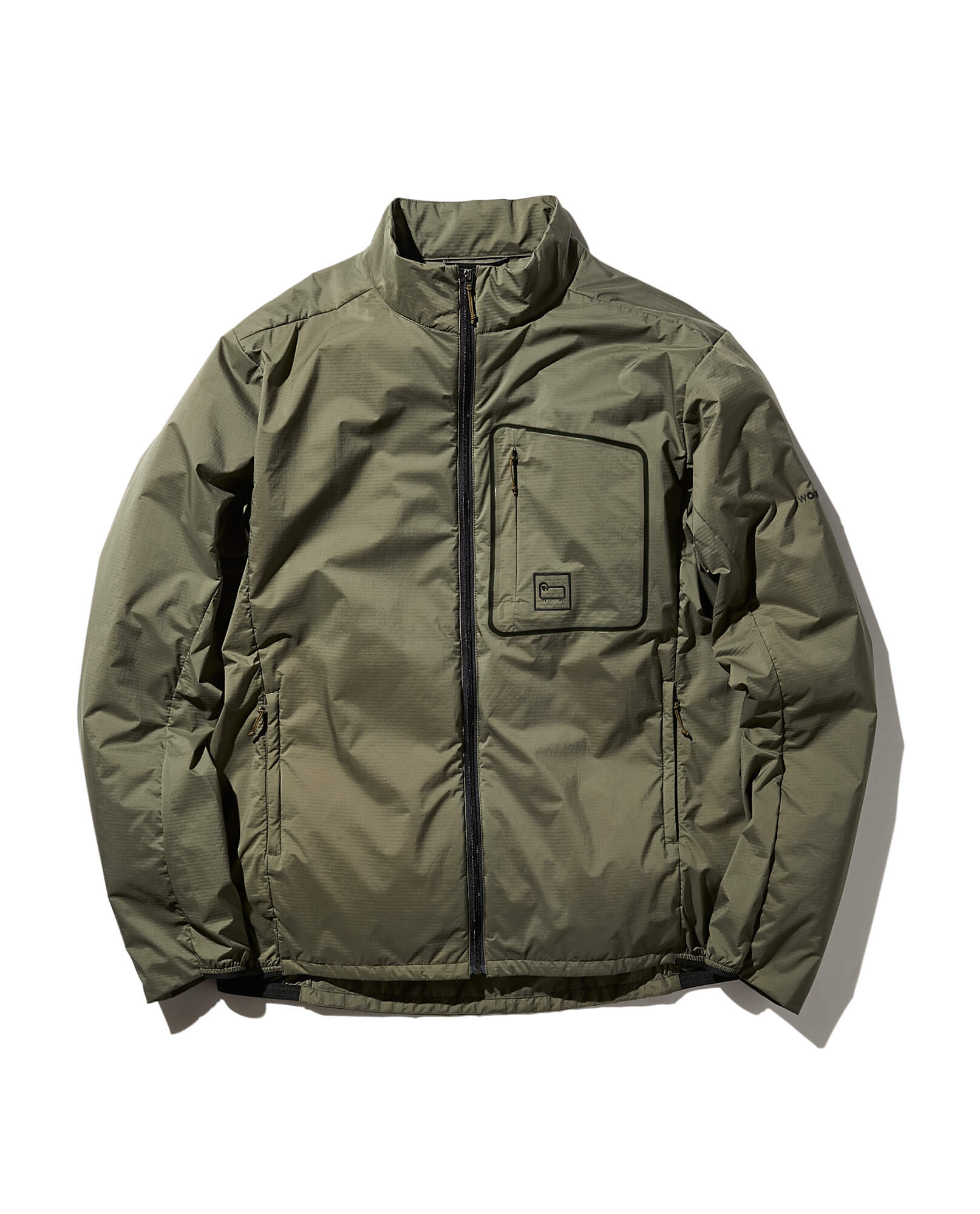 HIGH AERATION PADDED JACKET