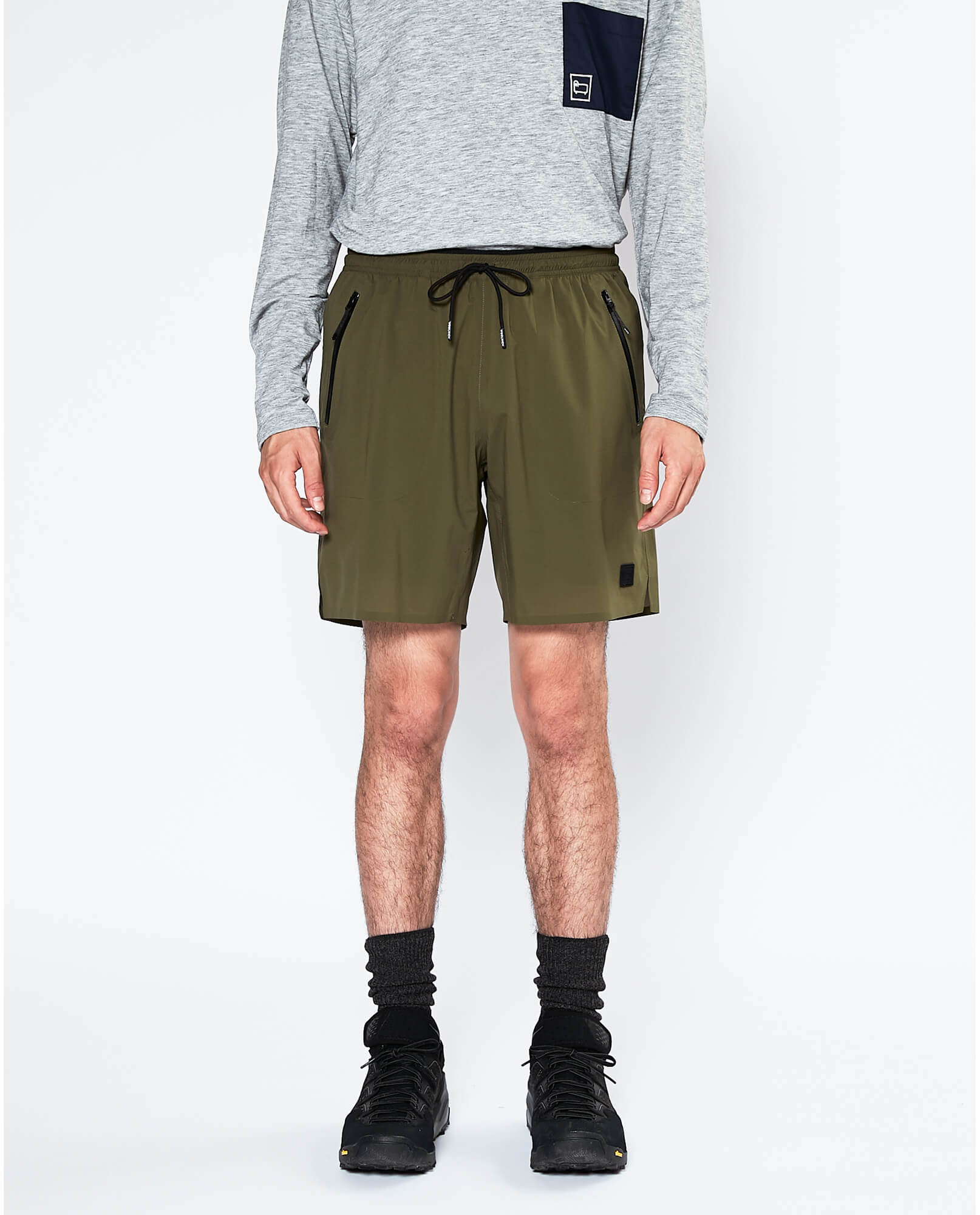 BOUNDLESS TRAIL SHORT