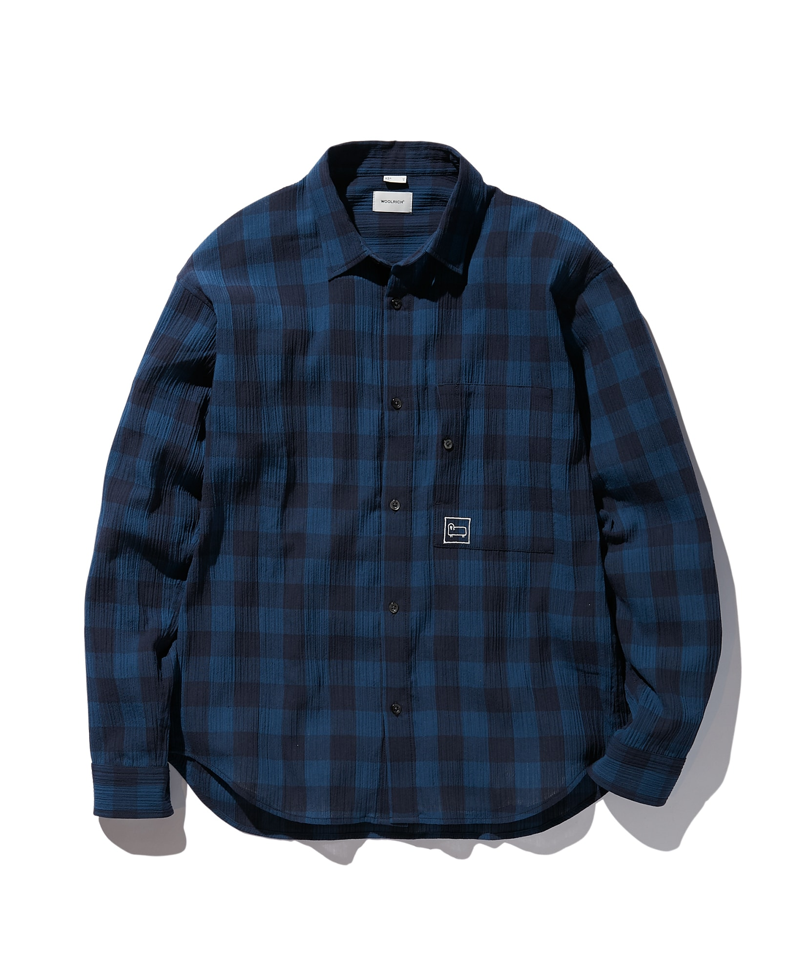 BAXTER LIGHTWEIGHT LONG SLEEVE SHIRT