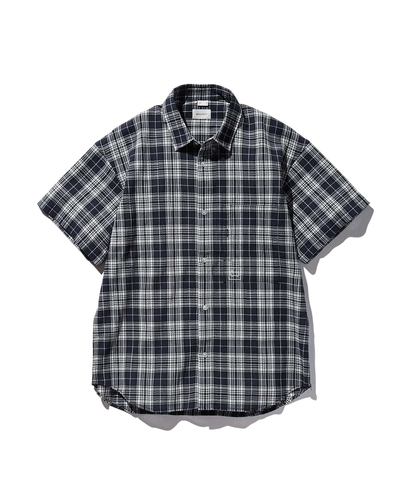 BAXTER LIGHTWEIGHT SHORT SLEEVE SHIRT