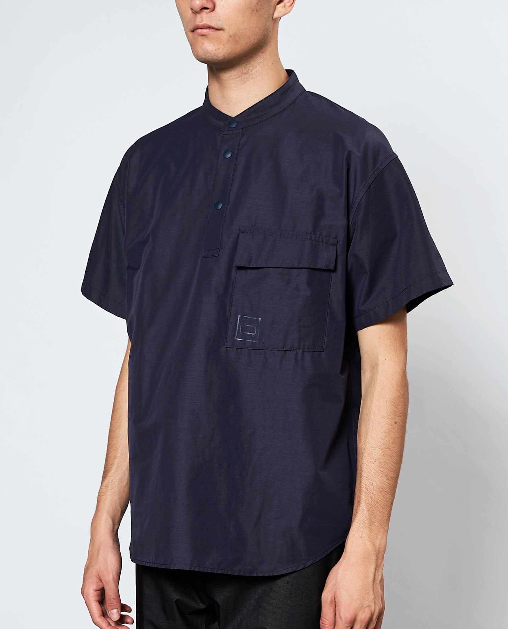 CORDURA×WOOL  SHORT SLEEVE SHIRT