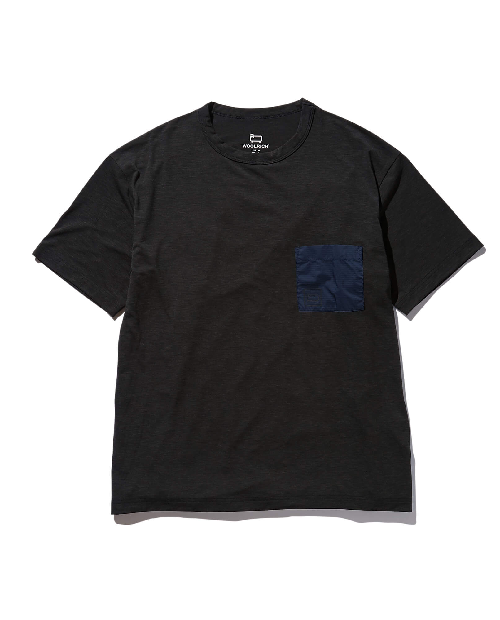 HIGH STRETCH MERINO TEE