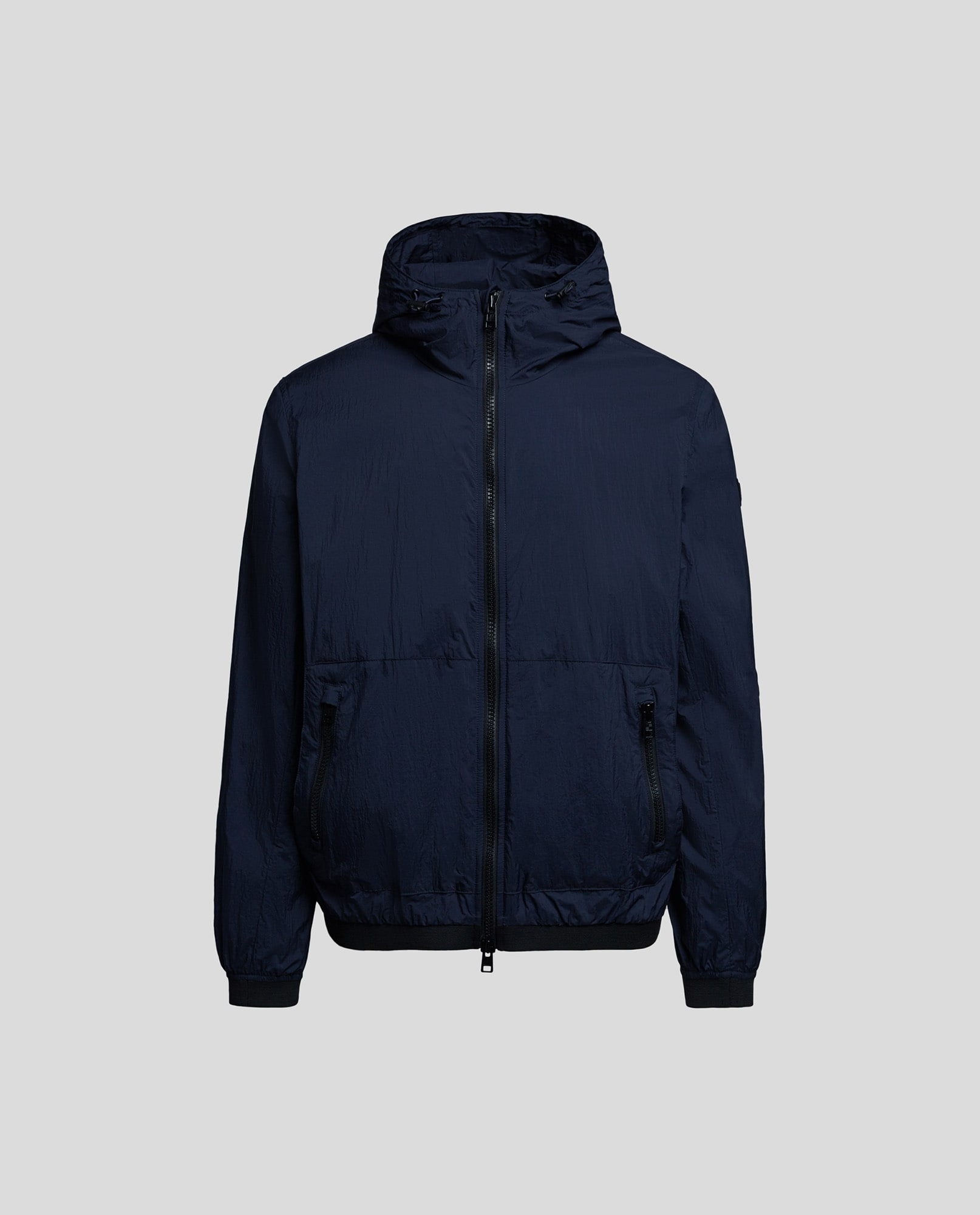 LIGHT BUFFALO HOODED JACKET