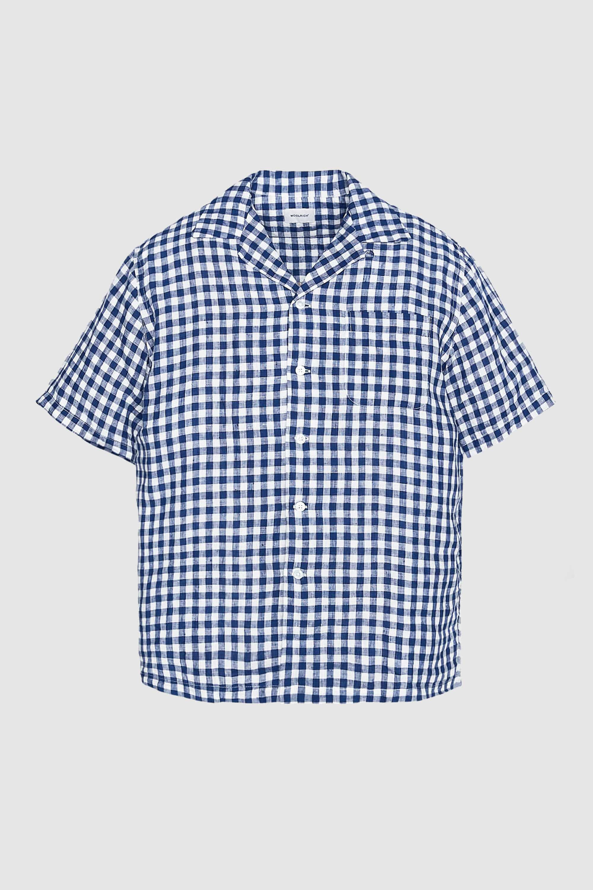 SHORT SLEEVE OPEN COLLAR SHIRTS