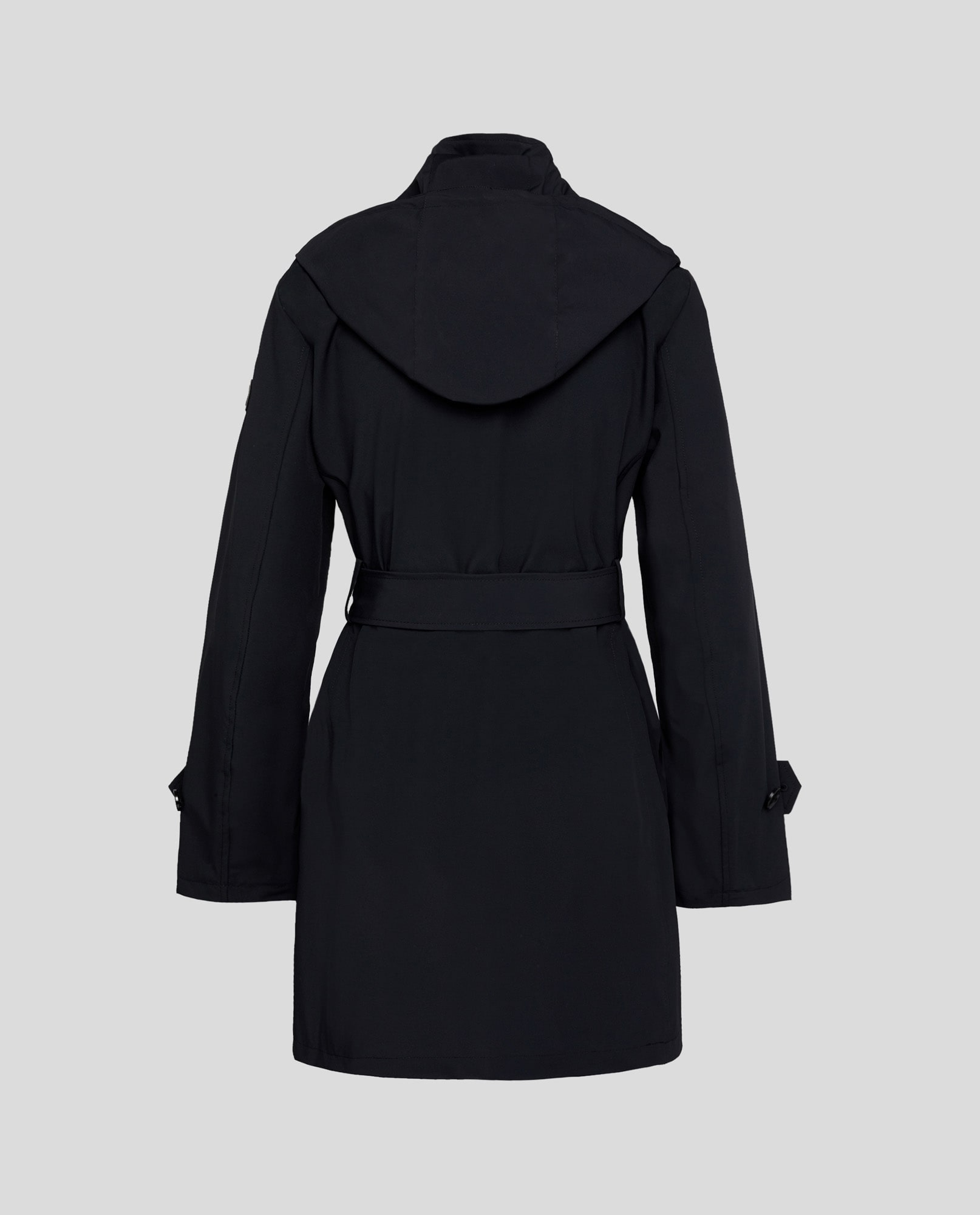 BELTED FAYETTE COAT