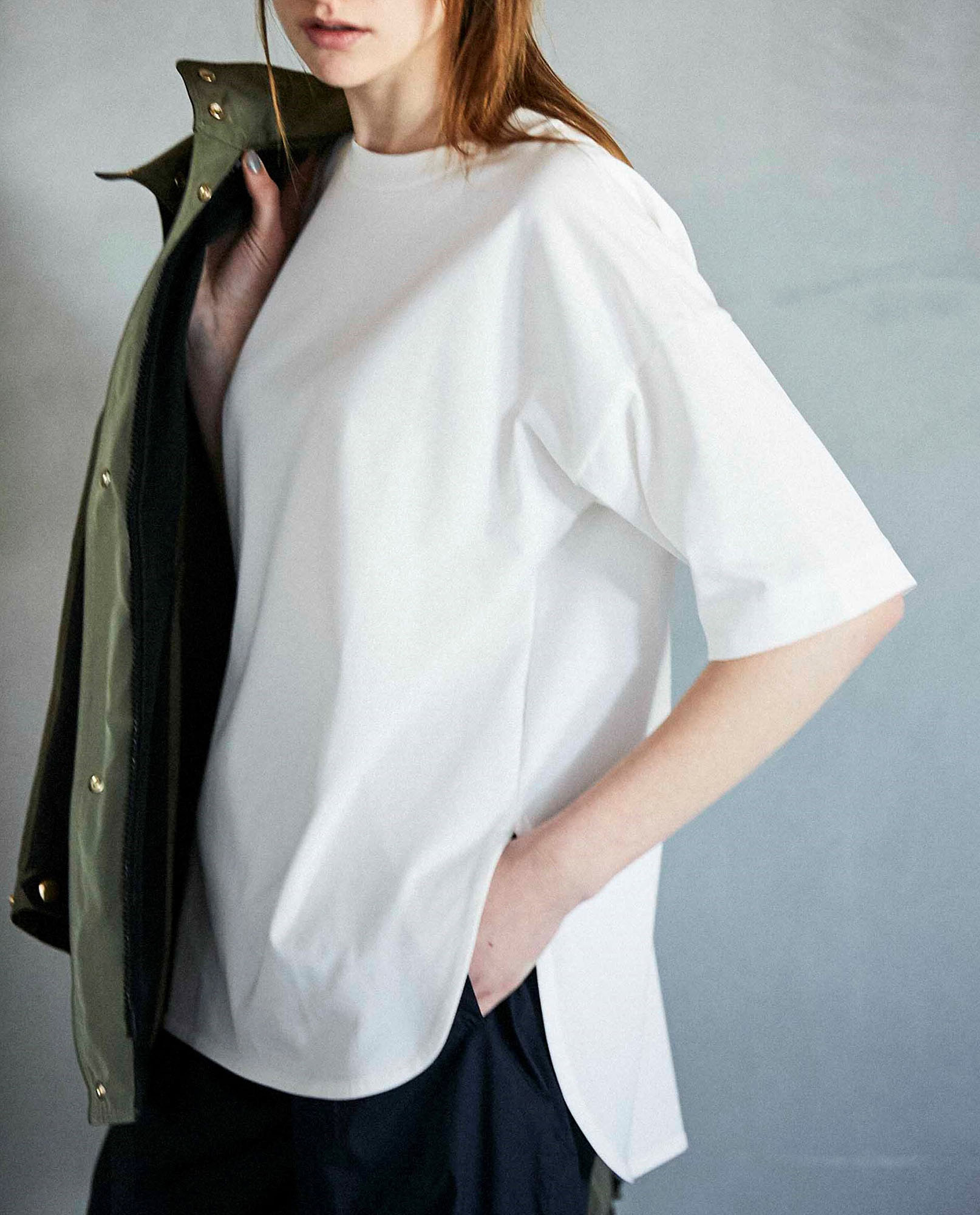 <日本限定>HALF SLEEVE TOPS