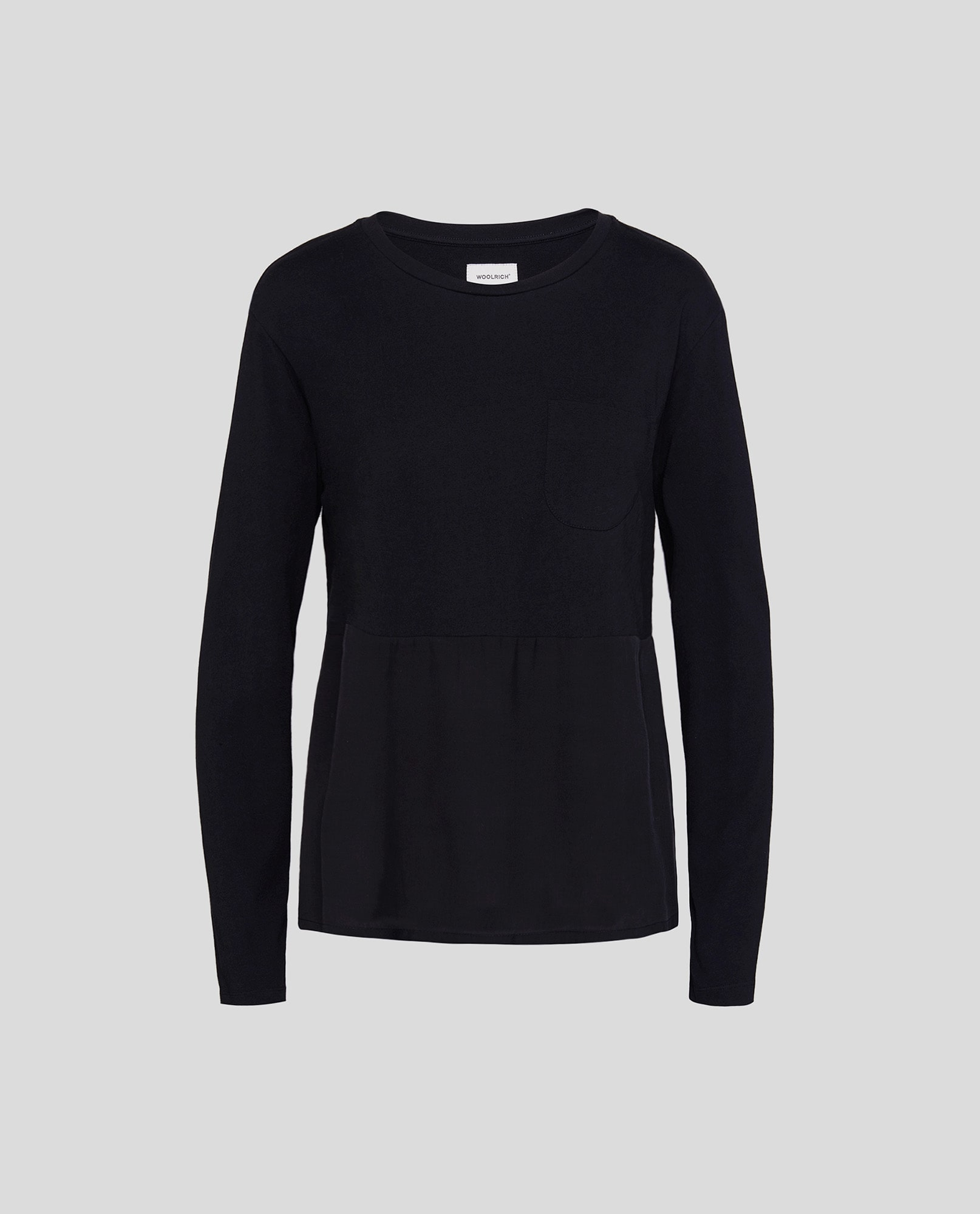 FLUID JERSEY LONG SLEEVE TEE