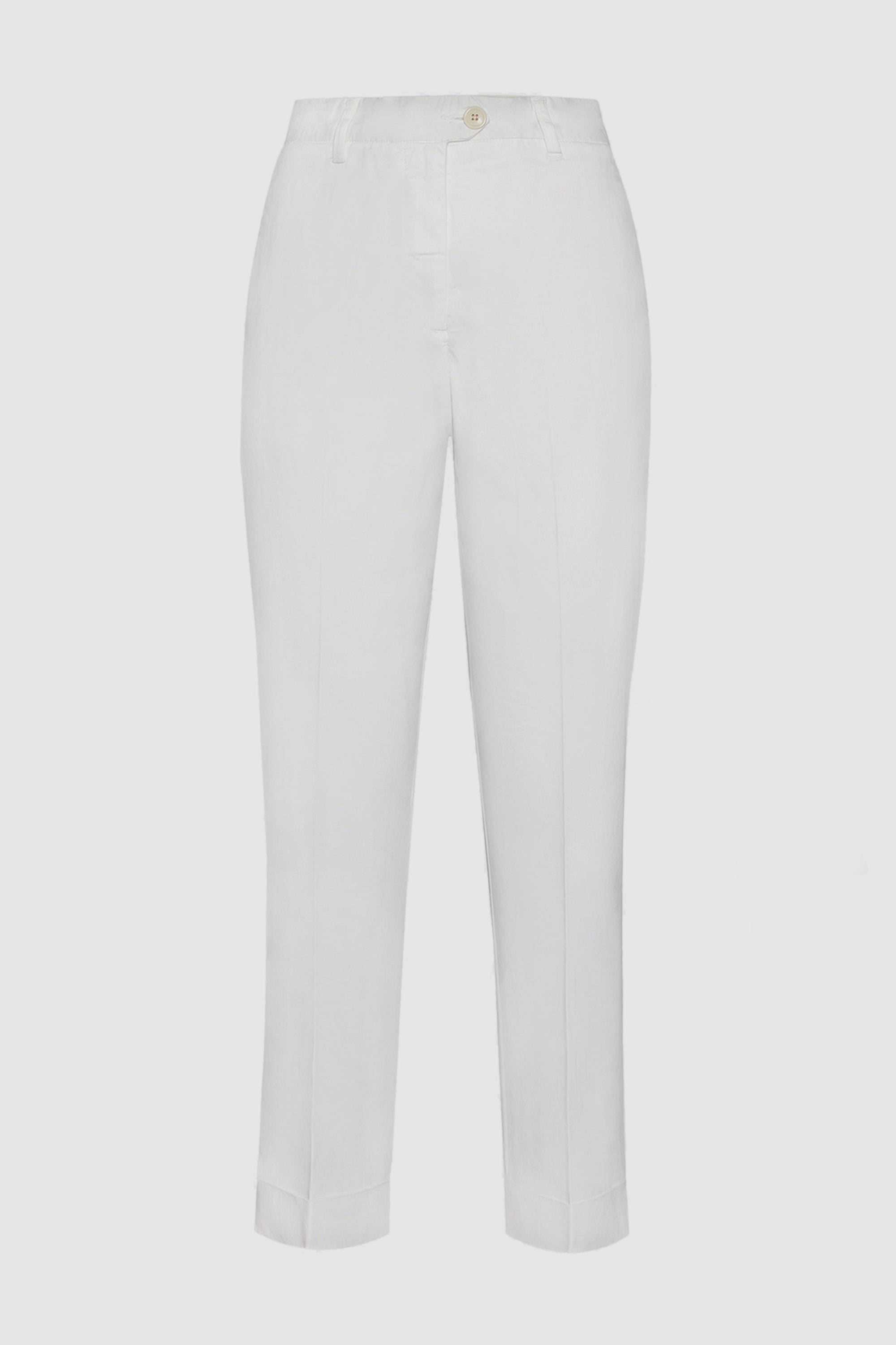 STRETCH SATIN PANTS