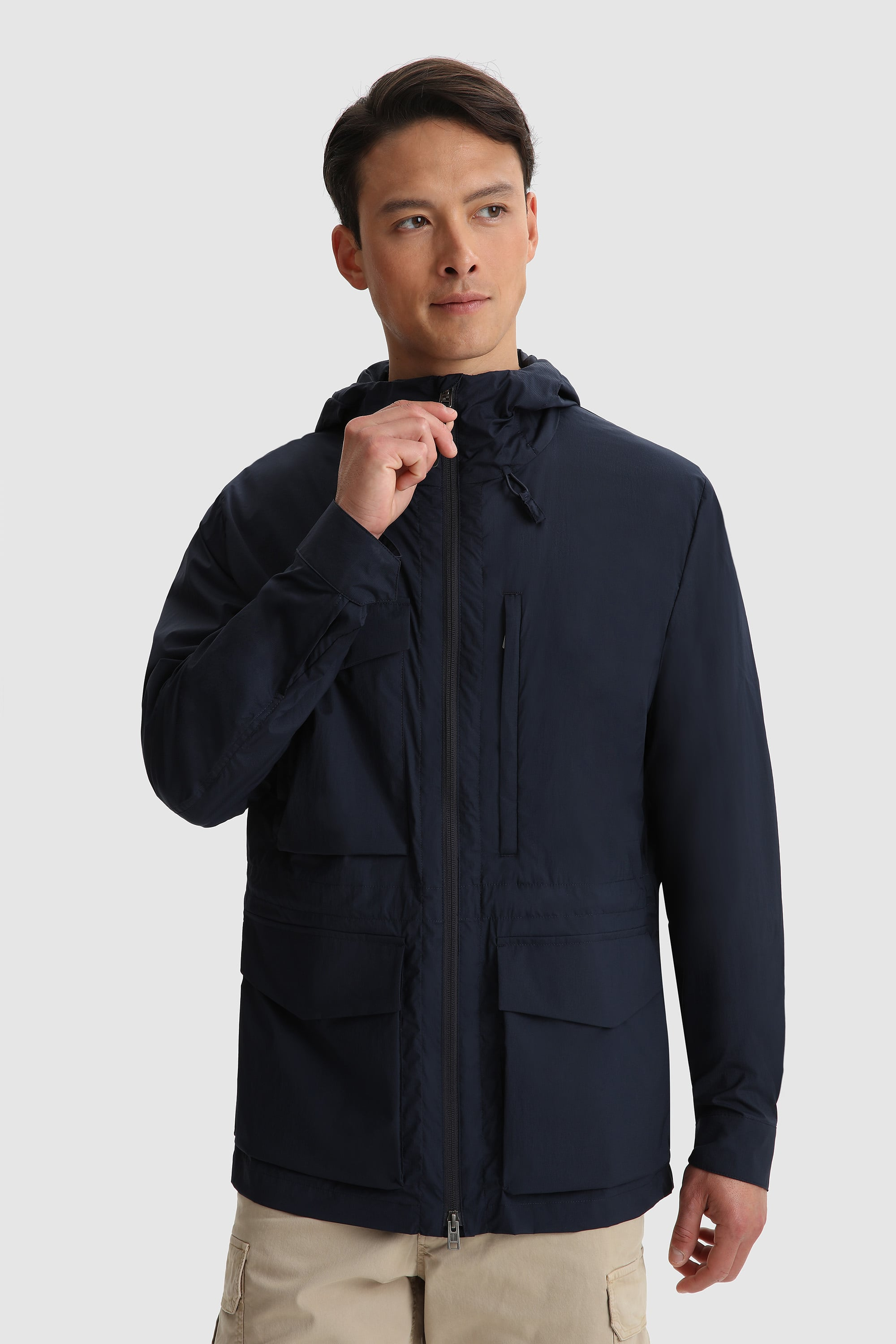 RIPSTOP MOUNTAIN JACKET