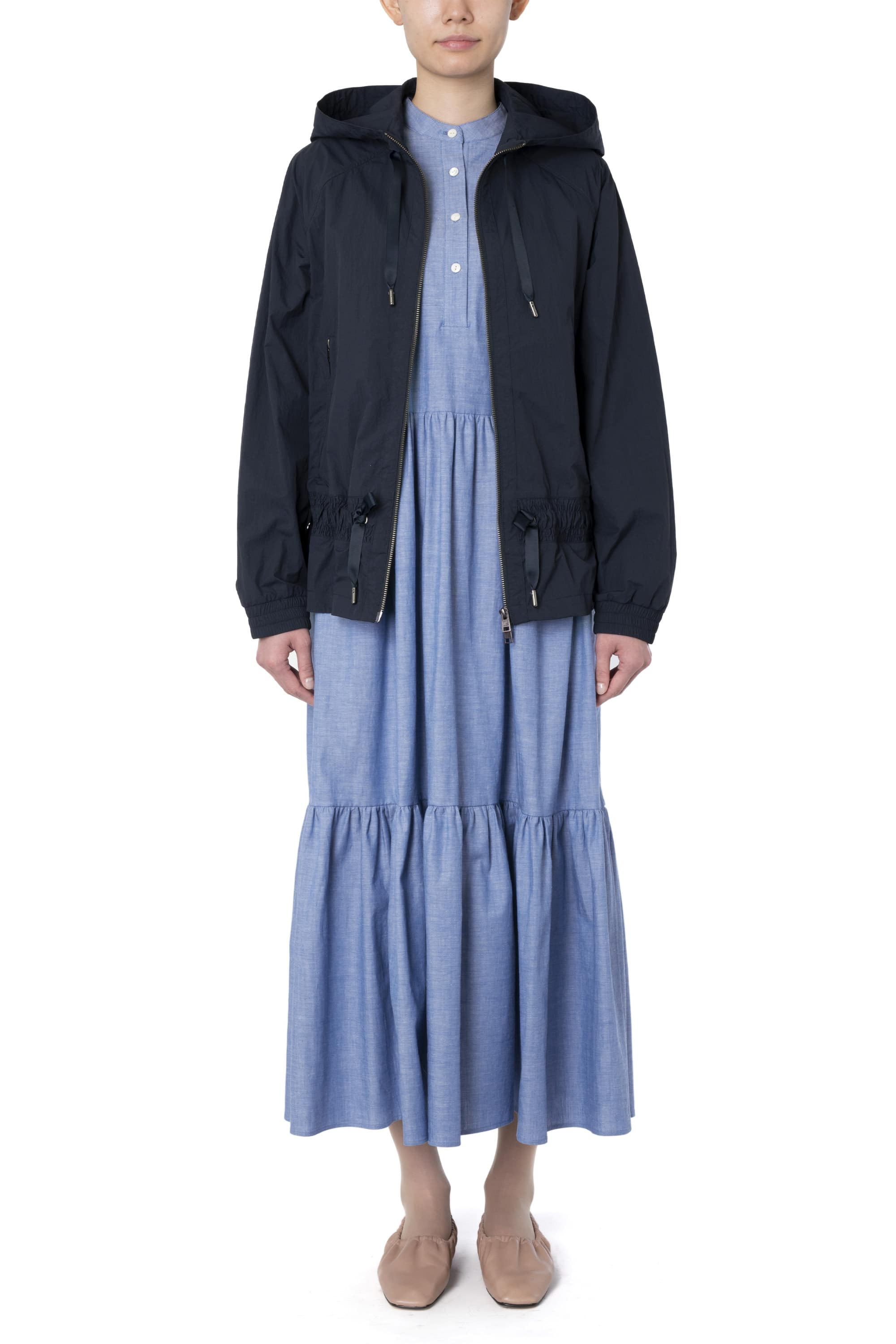 ERIE WINDBREAKER CRINKLE NYLON