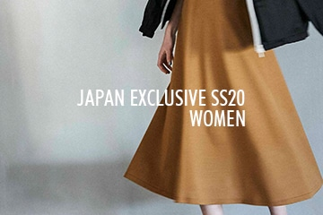 JAPAN EXCLUSIVE SS20 WOMEN日本限定モデル