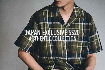 JAPAN EXCLUSIVE SS20 MEN 日本限定モデル